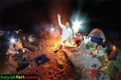 Camp Lu Lu, Ten Thousand Islands