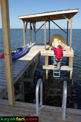 Johnson Key platform, Florida Bay