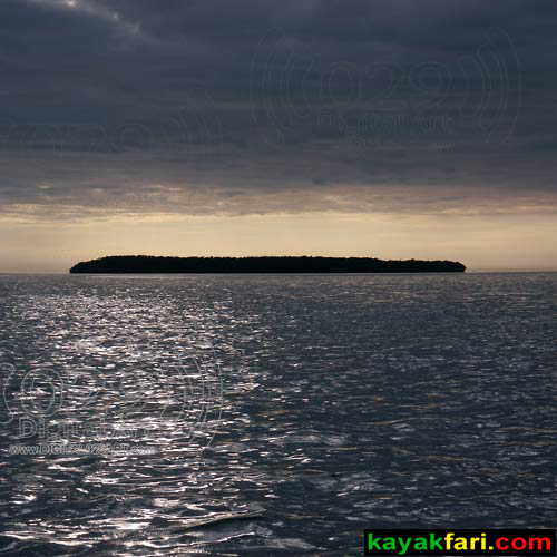 """Island in the Bay"" - Florida Bay :: Kayakfari.com Flex Maslan"
