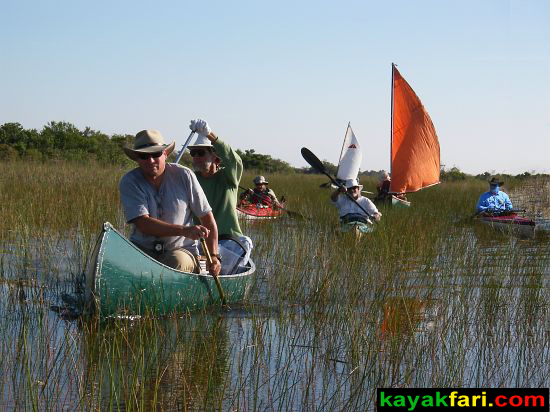 Taylor Slough Everglades kayakfari Flex Maslan
