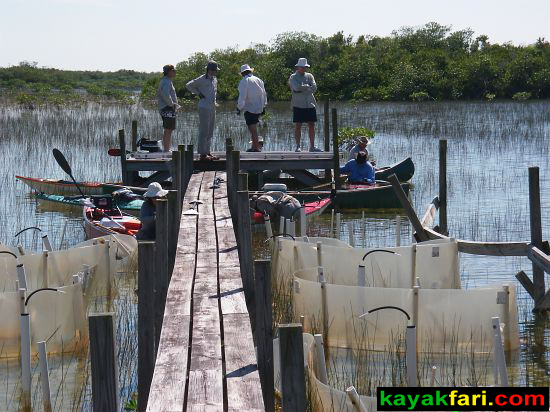 Taylor Slough Everglades kayakfari Craigshead Pond Canoe Trail