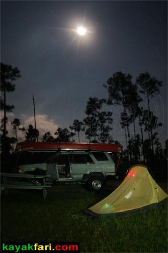 Long Pine Key Campground Everglades kayakfari