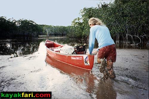 kayakfari Everglades Slough Slogging flex maslan digital029art.com kayakfari.com kayak canoe florida