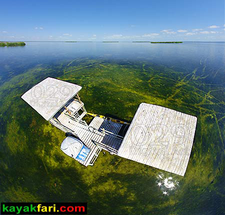 Shark Point Chickee Everglades camping platform florida bay kayakfari kayak Flex Maslan