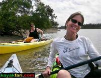 Whiskey Creek John U Lloyd kayakfari flex maslan florida kayak beach ft lauderdale