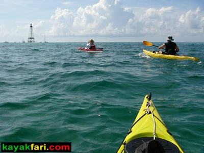 Alligator Reef Light kayakfari kayak lighthouse coral flex maslan aerial