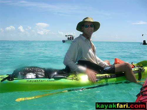 Alligator Reef Light kayakfari kayak lighthouse coral flex maslan aerial