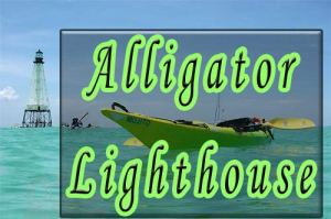 Kayaking to Alligator Light Reef in the Florida Keys - kayakfari