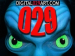 got029 029 Flex Maslan digital029art zerotonine edm idm electronic breaks techno serotonin music