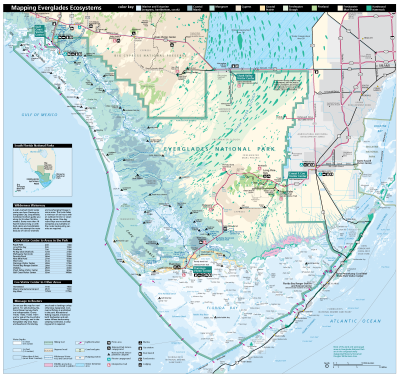 Everglades_National_Park_map_2005.11 everglades national park map hires brochure