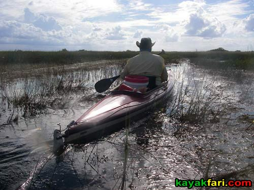 Shark River Slough Everglades expedition camping River of Grass kayakfari Flex Maslan marshall foundation