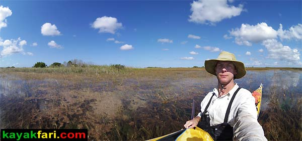 Shark River Slough Everglades expedition camping River of Grass kayakfari Flex Maslan marshall foundation kayak canoe sawgrass rookery branch mangrove fingers