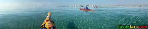 key biscayne bay miami ocean kayak kayakfari flex maslan panoramic