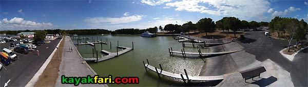 Flamingo aerial kayakfari Florida Everglades Bay kayak boat launch ramp canoe