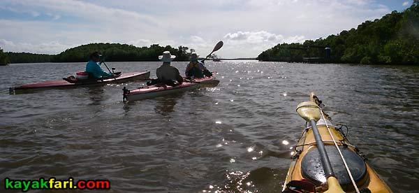 oyster bay chickee camping platform kayakfari kayak far i