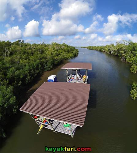 Crooked Island Florida Camping