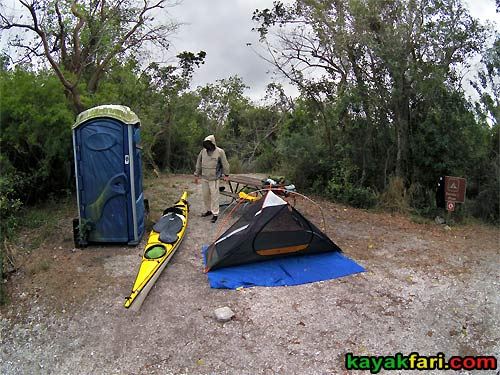 Darwin's Place kayakfari Everglades Camp kayak Flex Maslan canoe Darwin wilderness waterway