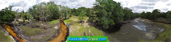 Fisheating Creek everglades hike aerial photography awakenthegrass Okeechobee hike camp kayak wma kayakfari Palmdale Flex Maslan awakenthegrass.com backcountry environment camping canoe paddle outback florida