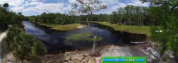 Fisheating Creek everglades hike aerial photography awakenthegrass Okeechobee hike camp kayak wma kayakfari Palmdale Flex Maslan awakenthegrass.com backcountry environment camping canoe paddle outback florida
