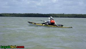 Rabbit Key Pass kayakfari everglades kayak ten thousand islands beach flex maslan canoe