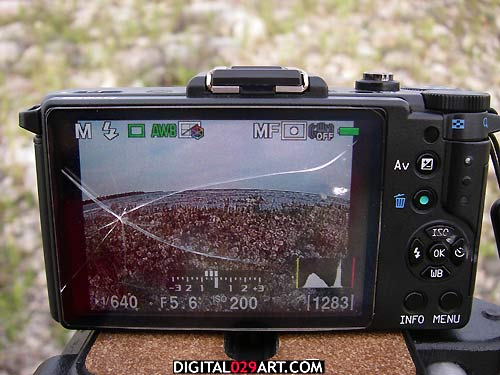 cracked pentax q kayakfari aerial flex maslan disassembly repair photo tech teardown lcd camera ilc replace