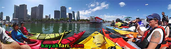 RedBull Flugtag kayakfari Miami kayak biscayne downtown bay florida panoramic flex maslan paddle