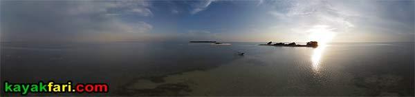 Florida Bay Kayak Everglades kayakfari Camp paddle flex maslan photography art sunset carl ross key