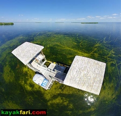 Florida Bay Kayak Everglades kayakfari Camp