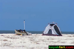 Florida Bay Kayak Everglades kayakfari Camp mud flats low tide canoe turtle grass Carl Ross Keys Flex Maslan kayakfari.com