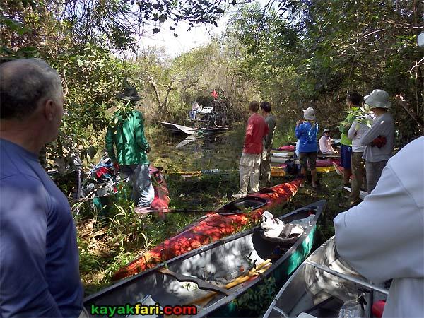East Everglades Grass kayakfari canoe paddle Expansion Area airboat Tyre camp addition lands kayak Flex Maslan