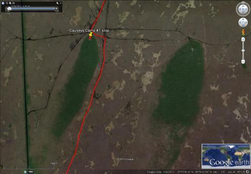East Everglades Grass kayakfari canoe paddle Expansion Area airboat satellite camp addition lands kayak Flex Maslan
