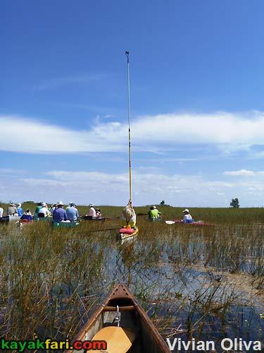 East Everglades Grass kayakfari canoe paddle Expansion Area aerial camp addition lands kayak Flex Maslan