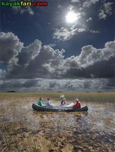 Flex Maslan Pahayokee Everglades kayakfari Shark river photo Slough Kayak Canoe grass paddling