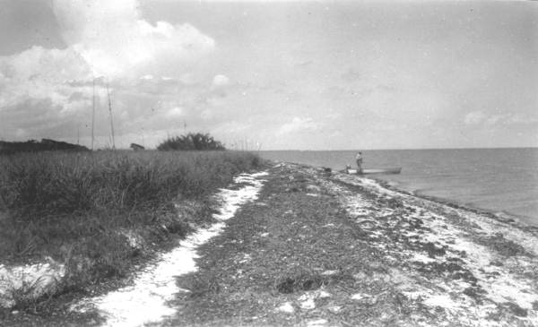 Flex Maslan East Cape Interior kayakfari Everglades Canoe raulerson prairie trail spoonbill pass photography kayak 1953 floridamemory.com