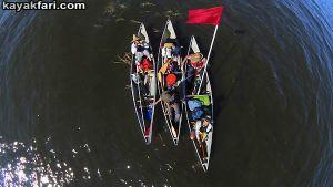 Miami River kayakfari Okeechobee Everglades Flex Maslan canoe expedition paddle River of Grass 2014 kayak florida aerial