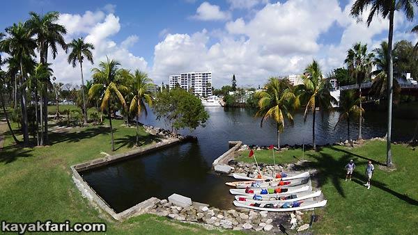 Miami River kayakfari Okeechobee Everglades Flex Maslan canoe expedition paddle River of Grass 2014 kayak sewell park aerial
