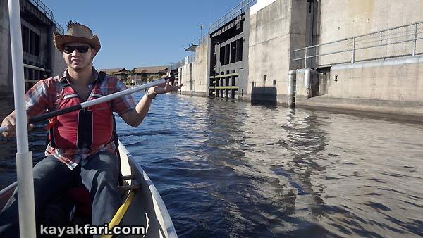 Miami River kayakfari Okeechobee Everglades Flex Maslan canoe expedition paddle River of Grass 2014 kayak florida