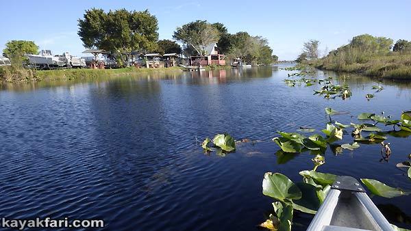 Miami River kayakfari Okeechobee Everglades Flex Maslan canoe expedition paddle River of Grass 2014 kayak macks fish camp
