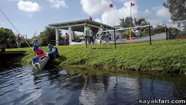 Miami River kayakfari Okeechobee Everglades Flex Maslan canoe expedition paddle River of Grass 2014 kayak lions club
