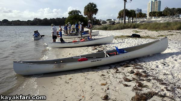 Miami River kayakfari Okeechobee Everglades Flex Maslan canoe expedition paddle River of Grass 2014 kayak key biscayne