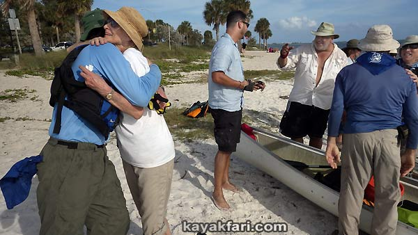 Miami River kayakfari Okeechobee Everglades Flex Maslan canoe expedition paddle River of Grass 2014 kayak biscayne
