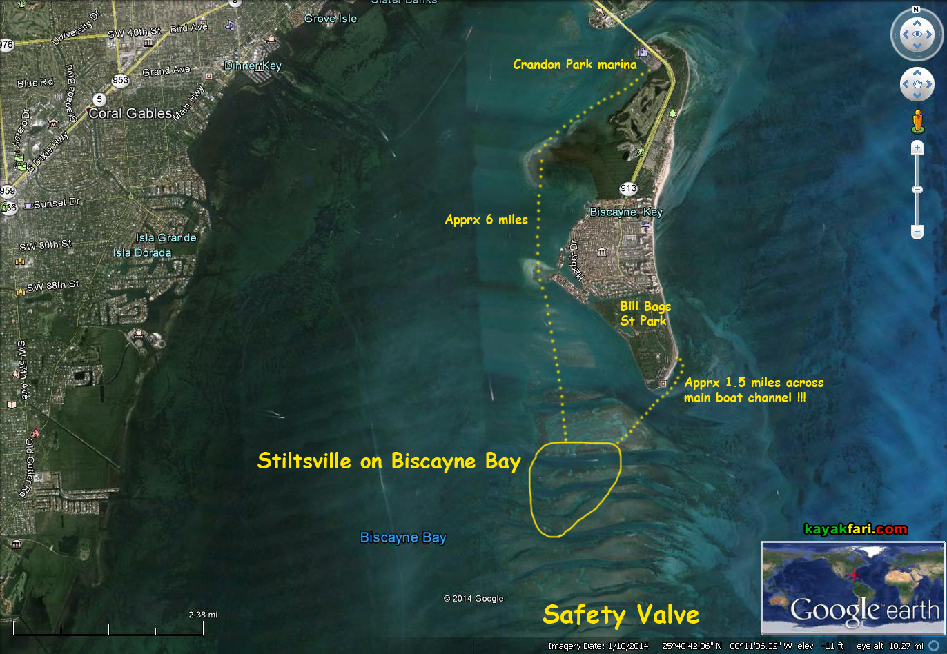 florida state park map with Kayak Miami Stiltsville Village In Biscayne Bay on Arc likewise Lake Cumberland Houseboat Rentals as well Watch also Diamond Head Climb The Most Famous Landmarks In The Hawaiian Islands also C  Schwab Okinawa.