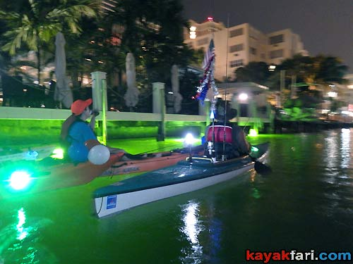 tribute 911 heroes paddle usa kayakfari allamericankayak ft lauderdale Flex Maslan kayak firefighter rememberance