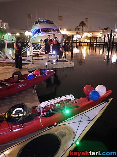 tribute 911 heroes paddle usa kayakfari allamericankayak ft lauderdale Flex Maslan kayak firefighter rememberance