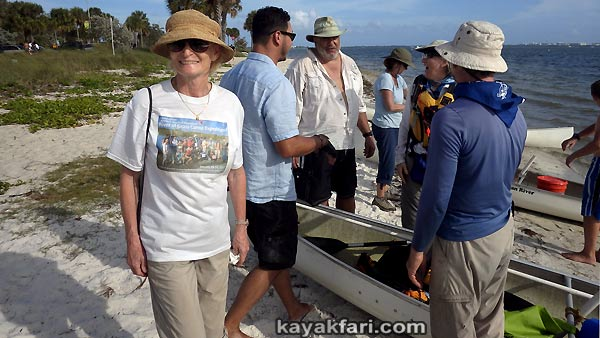 Miami River kayakfari Okeechobee Everglades canoe expedition paddle River of Grass 2014 Flex Maslan kayak florida