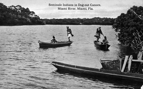 Miami River seminole 1916 dugout kayakfari Okeechobee Everglades canoe expedition paddle River of Grass 2014 Flex Maslan kayak florida