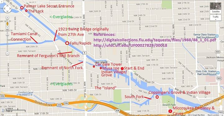 little miami river canoe map Kayak Miami Full Moon Paddling On The Historic Miami River little miami river canoe map