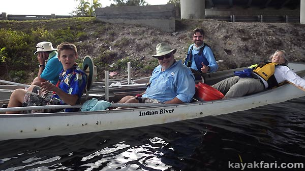 Miami River kayakfari Okeechobee Everglades canoe Flex Maslan expedition paddle River of Grass 2014 kayak florida