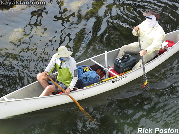 Miami River kayakfari Okeechobee Everglades canoe expedition paddle Flex Maslan River of Grass 2014 kayak florida