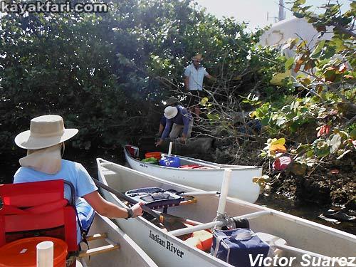 Flex Maslan Miami River kayakfari Okeechobee Everglades canoe expedition paddle River of Grass 2014 kayak florida